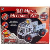 Metal Mechanic 30 Models Kit