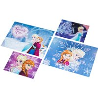 Frozen Pack of 4 Jigsaw Puzzles