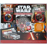 Star Wars The Force Awakens Jumbo Sticker Collection Gift Set