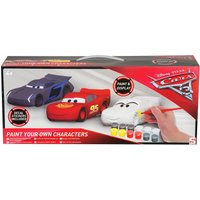 Disney Cars Paint Your Own Figure 3-Pack