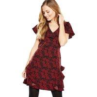 V By Very Ruffle Tea Dress