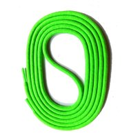 SNORS shoefriends Schnürsenkel rund 60-150cm, 3mm aus Polyester Schnürsenkel neongrün Gr. 60