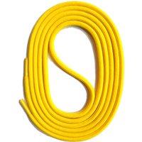 SNORS shoefriends Schnürsenkel rund 60-150cm, 3mm aus Polyester Schnürsenkel gelb Gr. 60