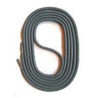 SNORS shoefriends Schnürsenkel rund 60-150cm, 3mm aus Polyester Schnürsenkel grau Gr. 75