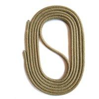 SNORS shoefriends Schnürsenkel rund natur 75-130cm, 3mm aus Baumwolle Schnürsenkel sand Gr. 90