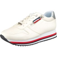 Unlimited Wedge-Sneakers weiß-kombi Damen Gr. 36