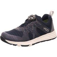 VADO Sneakers Low BOA für Jungen blau-kombi Mädchen Gr. 38