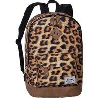 BESTWAY® Freizeitrucksack Campus Trend leopard beige/braun Mädchen
