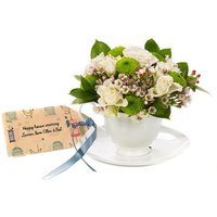 Doves In Flight - Flowers Gifts