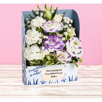 Seven Kisses - Flowercard Gifts