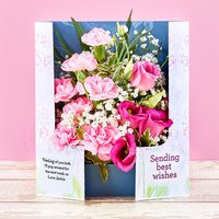 Pastel Dreams - Flowercard Gifts
