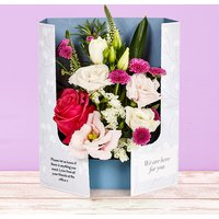 Bouquet Bloom - Flowercard Gifts