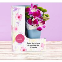 Cerise Solace - Flowercard Gifts