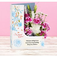 Dainty Breeze - Flowercard Gifts