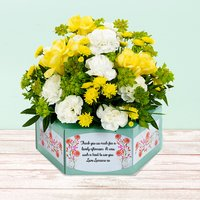 Lemon and Lime - Flowercard Gifts