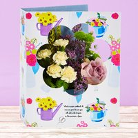From Me To You - Flowercard Gifts