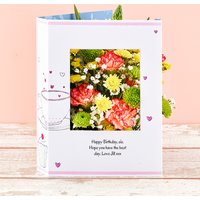 Birthday Surprise - Flowercard Gifts
