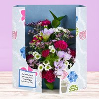 Blueberry Muffin - Flowercard Gifts