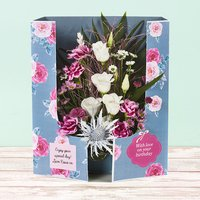 Birthday in Bloom - Flowercard Gifts