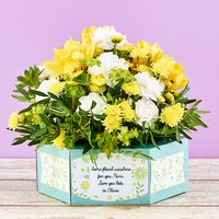 Burst of Sunshine - Flowercard Gifts