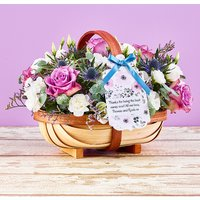 Rose Cream - Flowercard Gifts