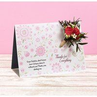 Thoughtful Thanks - Flowercard Gifts