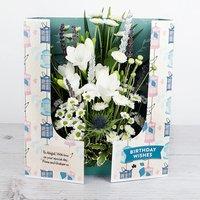 Birthday Blooms - Elegant Gifts