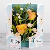 Rosey Posy - Flowers Gifts