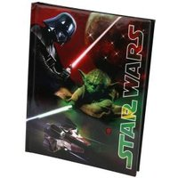 Star Wars Notizbuch