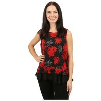 Damen-Shirt 'Giulia' doppellagig multicolor