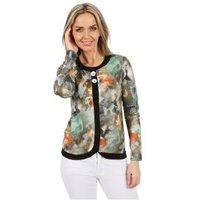 MILANO Desgin Shirt 'Cara' multicolor