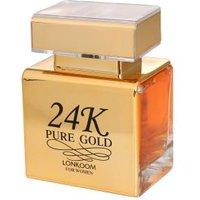 24K Pure Gold women, Eau de Parfum 100 ml