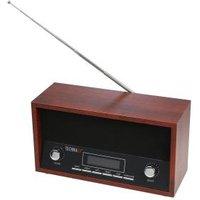 Technaxx Nostalgie DAB+/FM Stereo Radio TX-95