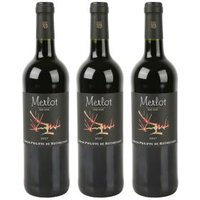 Rothschild Merlot 3er Set