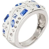Ring 925 Sterling Silber Swarovski Elements