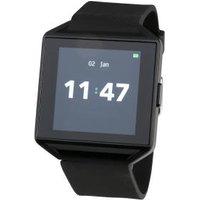 TrendGeek Smartwatch TG-SW2HR, schwarz