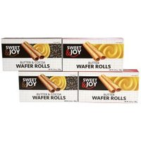 Sweet&Joy WAFER ROLLS