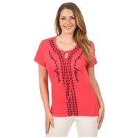 Sommerliches Damen-Shirt 'Vedranell' pink