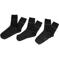 U.S. POLO ASSN. 3er Pack Socken schwarz