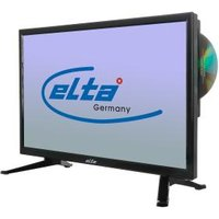 Elta LED-TV 18.5'' mit DVD-Player u. HD Tuner