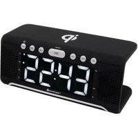 Uhrenradio mit QI-Ladestation