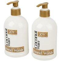 Coconut Water Revitalising Hand Wash 2 x 500 ml