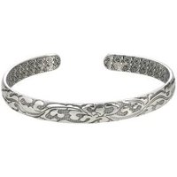 Armreif 999 Silber ca. 29g