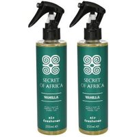 SECRET OF AFRICA Raumspray Duo 2 x 255 ml