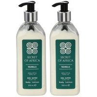SECRET OF AFRICA Body Lotion Duo 2x 300 ml