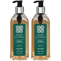 SECRET OF AFRICA Hand Wash Duo 2x 300 ml