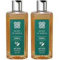 SECRET OF AFRICA Shampoo Duo 2x 400 ml
