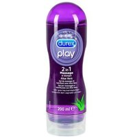 DUREX Play 2 in 1 Massage & Gleitgel 200 ml