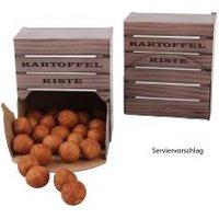 Marzipan-Kartoffel Kiste