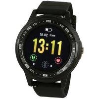 Technaxx Smartwatch mit GPS TX-SW3HR, schwarz